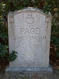 Image for James Graham Page - Callahan, FL