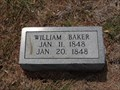 Image for FIRST Burial in Baker Cemetery - Tolosa, TX