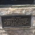 Image for Gastonville Community Veterans' Memorial - Gastonville, Pennsylvania