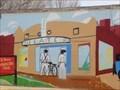 Image for Street Scene Mural on N.E. 23rd - Oklahoma City, Oklahoma