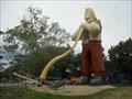 """Image for Johnny Kaw Statue - """"Scythes Matter"""" - Manhattan, KS"""