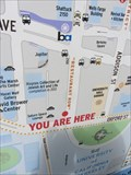 """Image for Downtown Berkeley """"You are here"""" - Berkeley, CA"""