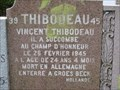 Image for Vincent Thibodeau - Maria, Québec