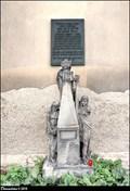 Image for Antonín Strnad - Chržín Cemetery (Central Bohemia)