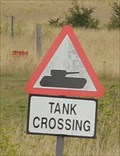 Image for Tank Crossing -- A360 near Tilshead, Wiltshire, UK
