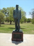 Image for Wiley Post - Wiley Post Park, Oklahoma City Oklahoma USA