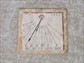 Image for Zarbula Sundial 1857: Arvieux, Queyras, France