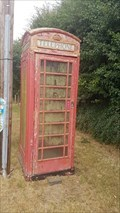 Image for Red Telephone Box - Freeby, Leicestershire