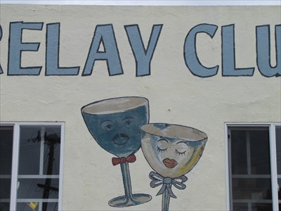 The Relay Club Art View, Close-Up, Vallejo, CA