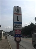 Image for Lincoln Highway Marker - 25 Years - Abbottstown, PA