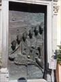 Image for Ljubljana Door - St. Nicholas' Cathedral - Ljubljana
