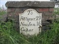 Image for A914 Milestone - St Michaels, Fife.