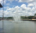 Image for Downtown Disney  Lake Fountain - Lake Buena Vista, FL