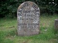 Image for Milestone Clyro road, Hay on Wye, Powys, Wales