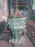 Image for Baptism Font - St Peter in the City - Derby, Derbyshire