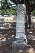 Image for G.C. Emmons - Salem Cemetery - Freestone County, TX