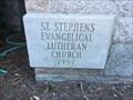Image for 1957 - St. Stephen's Evangelical Lutheran Church - Lexington SC