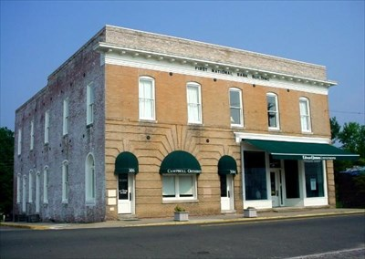 Bank buildings on the national register of historic places for Historical buildings in north carolina