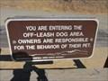 Image for Pulgas Ridge Open Space Preserve Off Leash Dog Area - Redwood City, CA