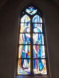 Image for Windows of the St. Marien Kirche, Neustadt an der Weinstraße - RLP / Germany