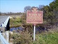 Image for Old Sandusky Trail and Shawnee Ford :  Marker #4-33