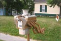 Image for V-8 Mail Box - Lamoni, IA