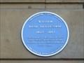 Image for Blue Plaque - William Nash Skillicorne