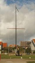 Image for Flag pole Nyhamnsläge harbour - Nyhamnsläge, Sweden