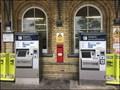 Image for Aldershot Railway Station, wall mounted box, Aldershot, Hampshire, UK