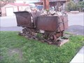 Image for Mining Cars at Main St/Florence Ave, Tonopah, NV