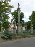 Image for Marian Column - Tuchorice, Czech Republic