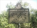 Image for Franklin County, 1795 - Frankfort, KY
