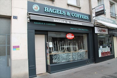Une belle boutique dans les rues de Tours