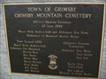 Image for Grimsby Mountain Cemetery - Grimsby, ON, Canada