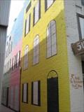 Image for 5th Ave Alley Mural - Orangeburg, SC