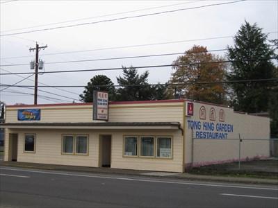 Tong King Garden Restaurant Salem Oregon Chinese Restaurants On