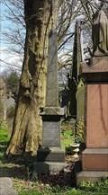 Image for Rev, William Paton memorial - Nottingham General Cemetery - Nottingham, Nottinghamshire