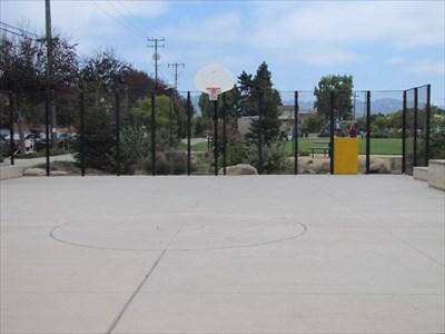 Basketball Court, Emeryville, CA