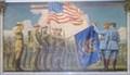 Image for World War I Memorial Mural - Massachusetts State House - Boston, MA