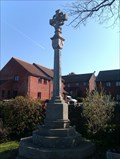 Image for Combined WWI/WWII stone cross, St Andrew - Preston, Dorset