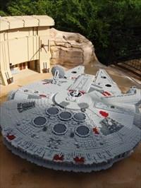 Star Wars Legoland, Billund, Denmark