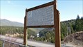 Image for Moyie River Lookout - Boundary County, ID
