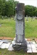 Image for L.C. Read - Mt. Pleasant Cemetery - Deport, TX