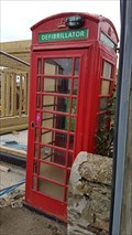 Image for Red Telephone Box - Helebridge Road - Marhamchurch, Cornwall
