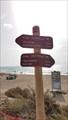 Image for Arrows at the Playa Esquinzo-Butihondo, Fuerteventura, Spain