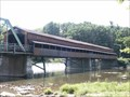Image for LONGEST -- Covered Bridge in Ohio