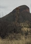 Image for Lonely Chimney along Upper Egin Rd.-Arizona