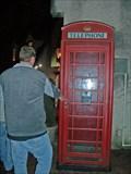 Image for Gatlinburg, TN Red Phone Box