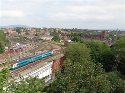 Severn Railway Viaduct - Shrewsbury