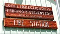 Image for Co. Fire Protection Dists. Ferry Co. 3 - Stevens Co. 8 Orient Station
